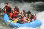 Rafting on the Nantahala River Testimonial