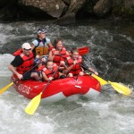 Bryson City, NC Whitewater Rafting