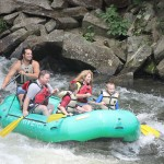 Whitewater Rafting in North Carolina