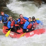 Nantahala River... white water rafting