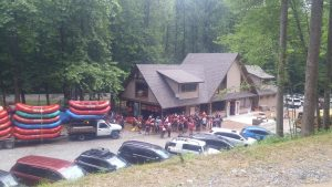 Guided Nantahala River Rafting NC